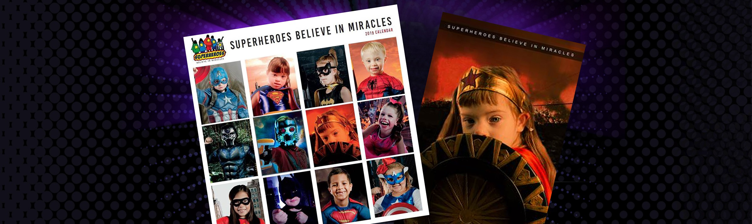 Superheroes Believe in Miracles